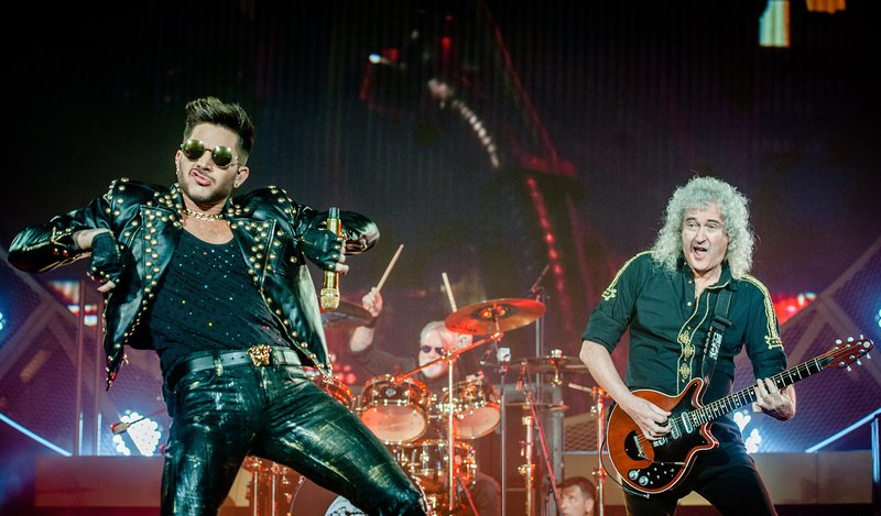 Glamberts! Less than 7 weeks to go before Queen + @adamlambert rock Europe https://t.co/w5IjuyoWNt https://t.co/7tqNzGDg7g