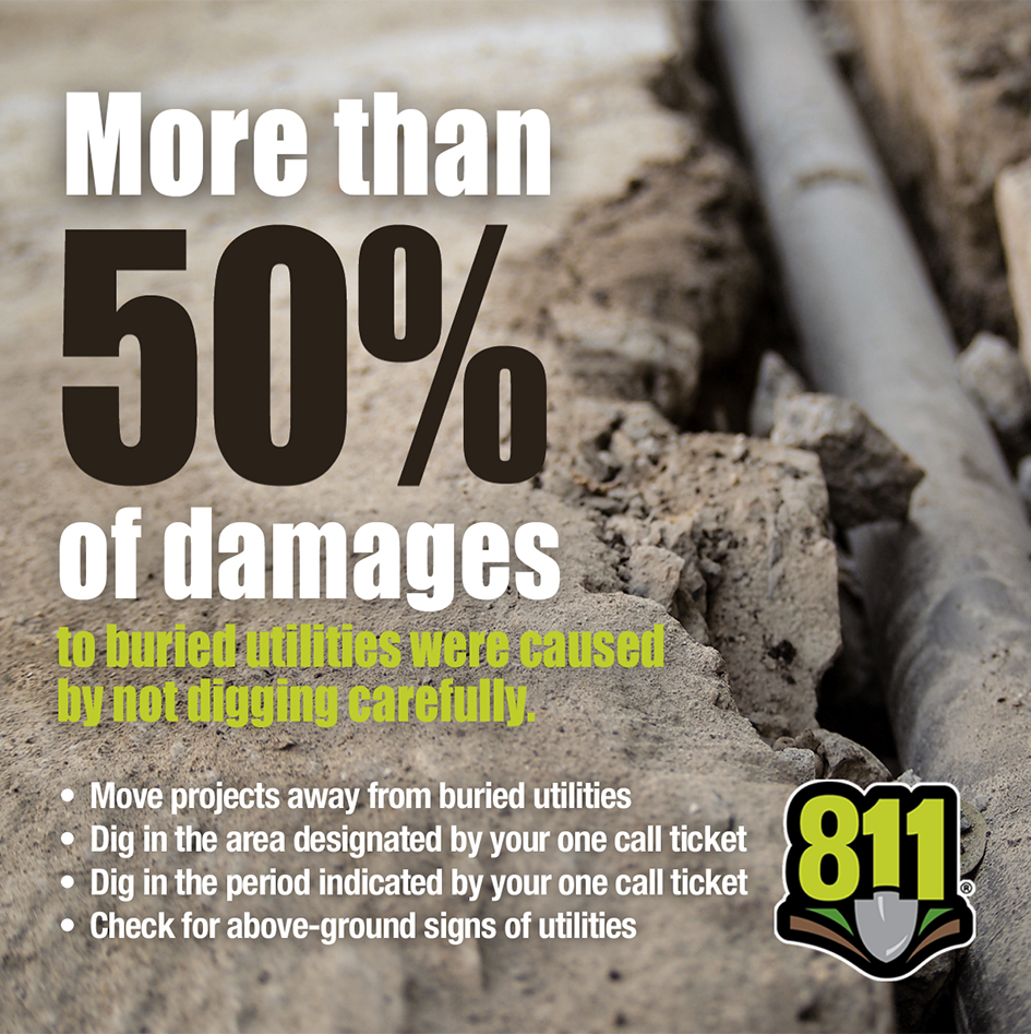 test Twitter Media - Make your FREE call to 8-1-1 today to have your utility lines marked before digging. Visit https://t.co/9GA6gP3EbG to learn more. https://t.co/B8HqyS25vL