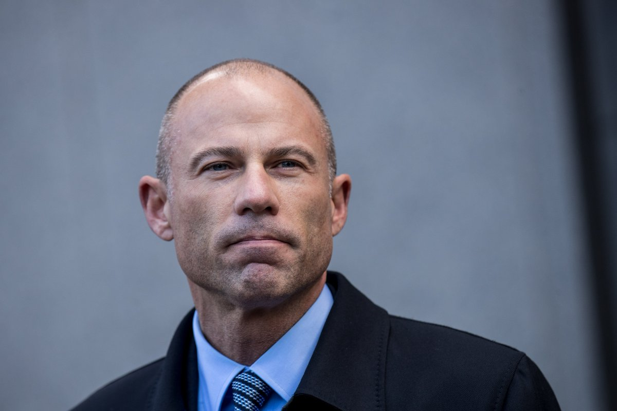 TUNE IN to @MSNBC's @Morning_Joe at 8 am ET.   Stormy Daniels' attorney @MichaelAvenatti to discuss latest in the case after Michael Cohen asserted his 5th Amendment rights.