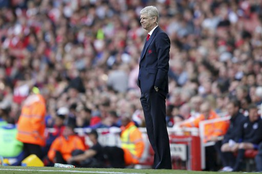 Wenger says timing of his Arsenal departure not his decision https://t.co/1lxT8OifvZ