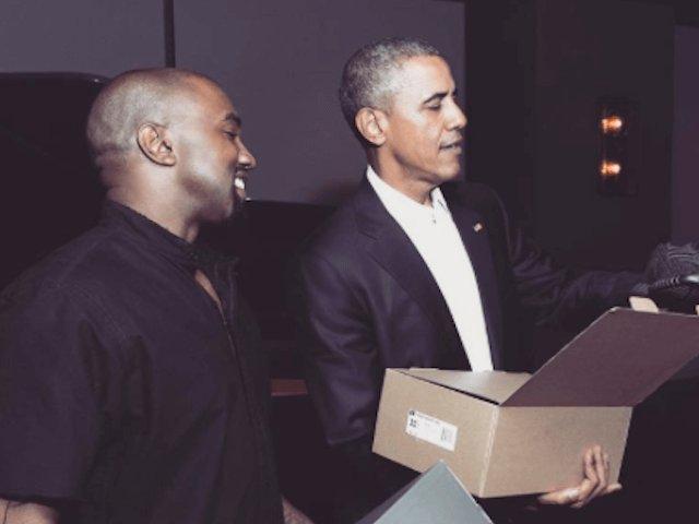 Whatever you say Kanye....