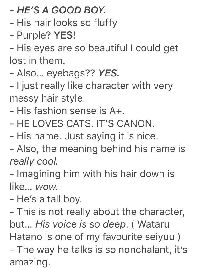 Someone asked me ' what do you like about Shinsou ' on Tumblr...  And I got really passionate. https://t.co/apKchbMEMF