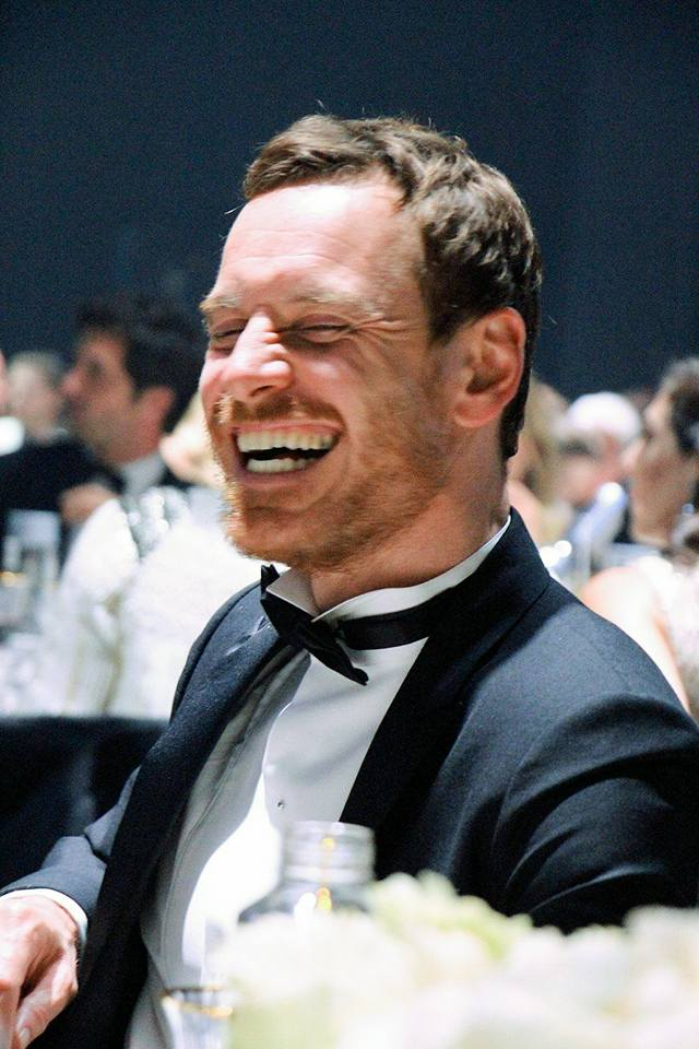 INCREDIBLE  (2015) #MichaelFassbender #Perfection #SMILE #Xmen #Suit<br>http://pic.twitter.com/8fiM2Asqyn