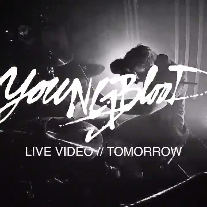 Youngblood:Live // Tomorrow 10am PT// 6pm BST https://t.co/Gh053QlRt1 https://t.co/JOA3CVEXju
