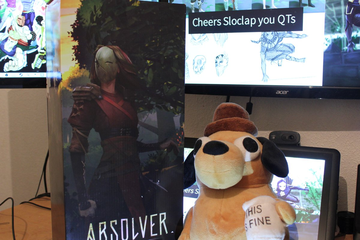 Absolver on Twitter: