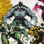 Image for the Tweet beginning: ¿Vieron el tráiler de Venom?