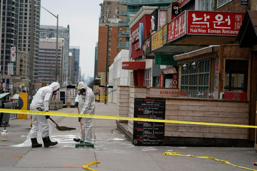 A 'new Koreatown' silenced by Canada van attack https://t.co/92KB301o2M https://t.co/vfuTT5AC22