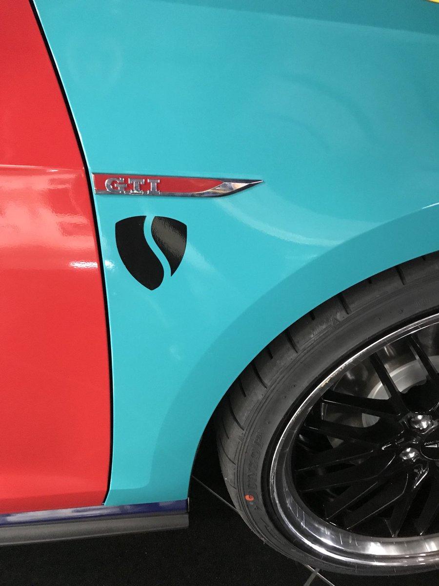 Galpin Volkswagen On Twitter Unveiling Salomondrin S Gti