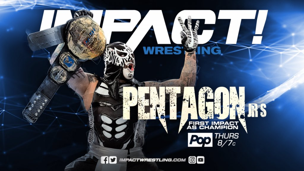 The Era of Zero Fear Beings! Tune into #IMPACTonPOP tomorrow night on @PopTV Read me article on wrestlingwithwrestling.com/impact-wrestli… @WrestlingWithW support my @YouTube channel @IndyPwinc
