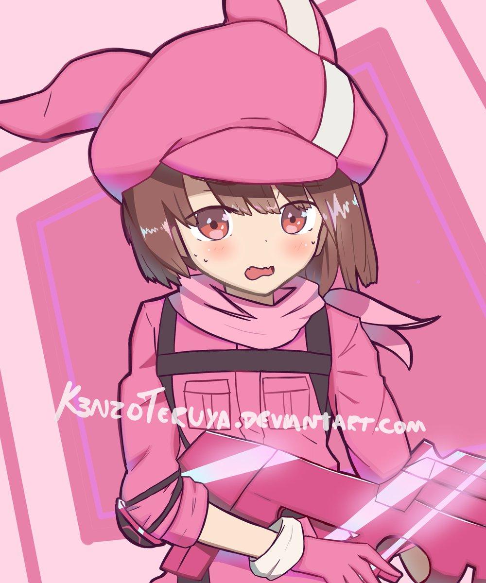 LLENN - FANART from SwordArtOnline Alternative: Gun Gale Online https://t.co/jhAn9oJVf8 #kawaisokawai #llenn #SwordArtOnline #GunGaleOnline #AnimeArt #AnimeGirl #Lolitafashion #digitalart #deviantart #art #anime #manga https://t.co/XtZJpREp5f