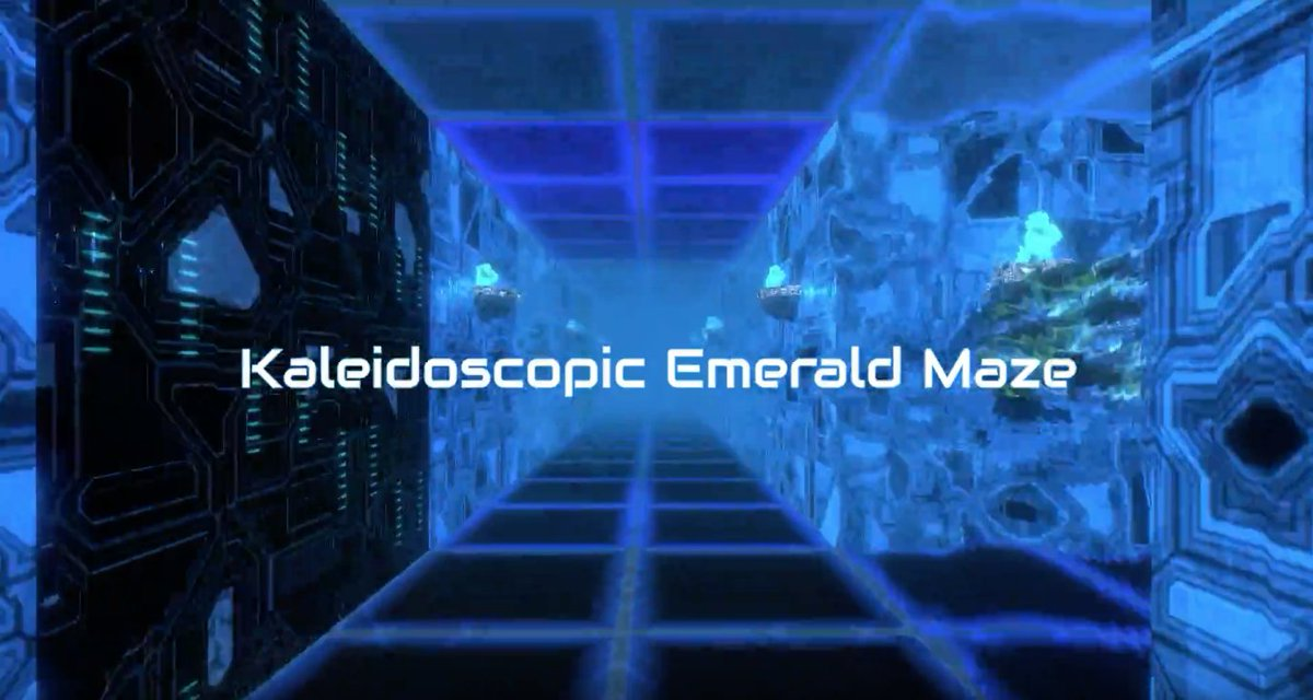 OUR NEW MUSIC VIDEO - Kaleidoscopic Emerald Maze - IS ON! for the EP Anotherworld Adventures.  https://www. youtube.com/watch?v=srx0Zw u4cqM &nbsp; …   #retro #synthwave #vaporwave #retrowave #neon #aesthethic #futuristic #art #design #graphics #scifi #dream #future #geek #electronicmusic #indiedev #indiegames<br>http://pic.twitter.com/0MTpY2VbRh