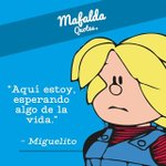 Image for the Tweet beginning: Nosotros... #MafaldaQuotes