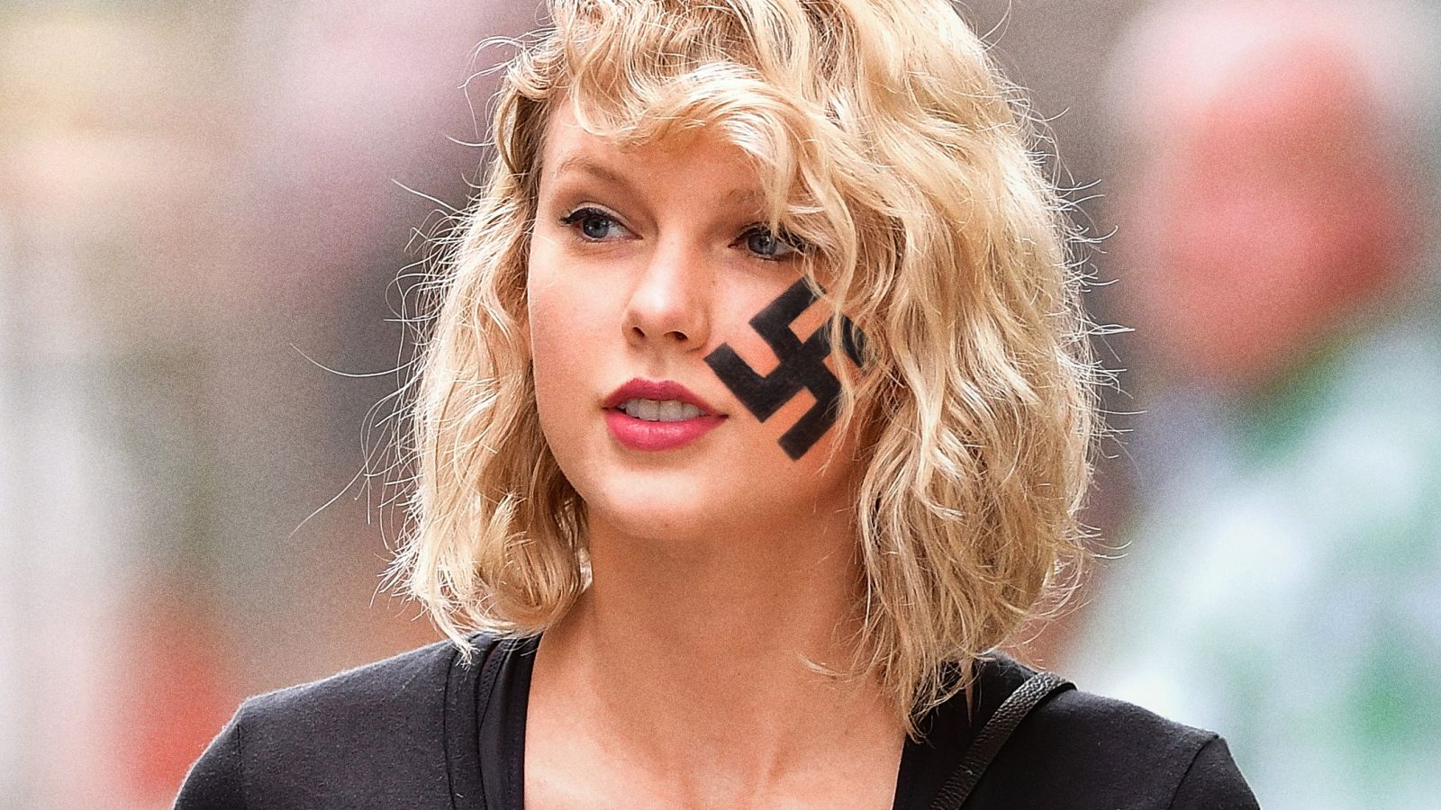 Taylor Swift Grateful Kanye West Controversy Taking Heat Off New Swastika Tattoo https://t.co/QnuAK0yQan https://t.co/lZJTQjSwAt