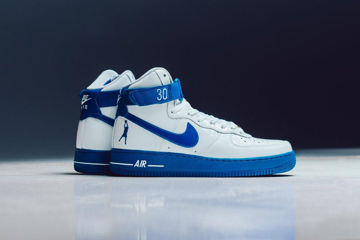 pretty nice 57cf3 f3c1c Rasheed Wallace s Nike Air Force 1 High