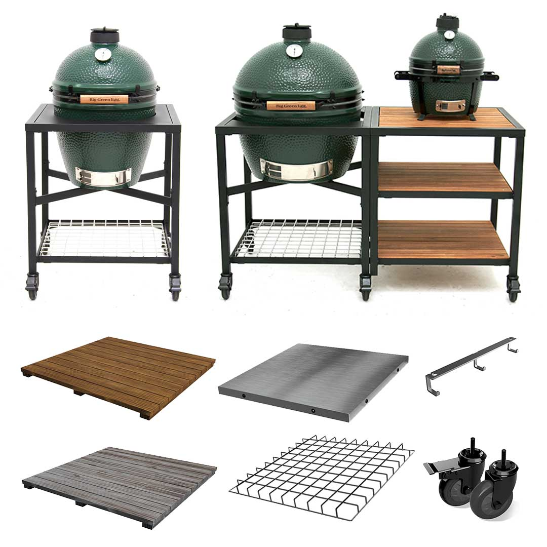 """Modular Bbq Outdoor Kitchen: Big Green Egg On Twitter: """"We Can't Get Enough Of The"""