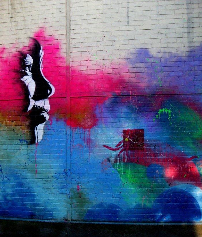 Lovely Mural by the French artist C215 in Paris, France  #artderue #arturbain #artmural #стритарт #граффити #фреска #Берлин #artdegraffiti #artpublic #graffiti #streetart #urbanart #artecallejero #C215 #paris #france   via  http:// Mymodernmet.com  &nbsp;   |  https:// goo.gl/kBJMBS  &nbsp;  <br>http://pic.twitter.com/aWrakmn3hb