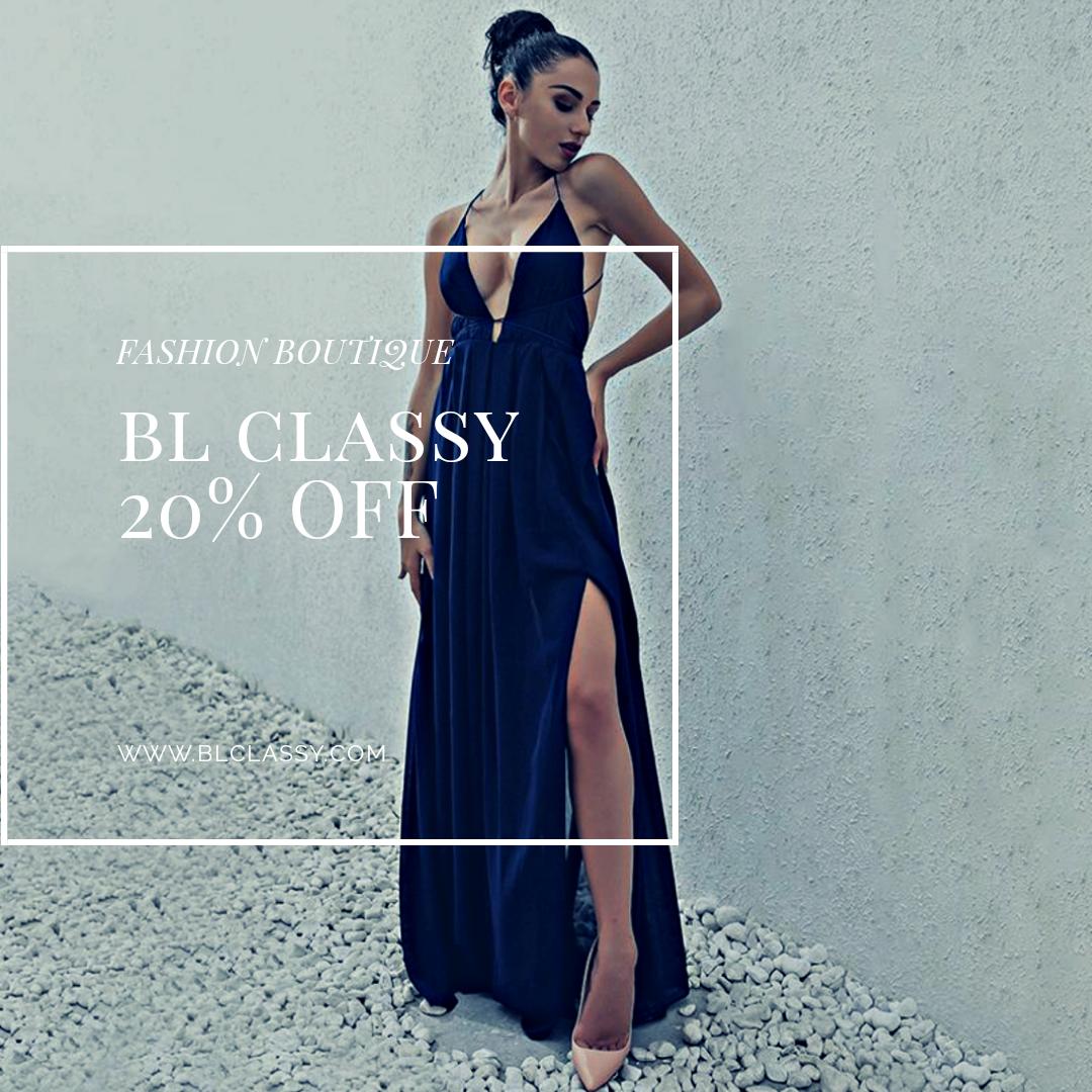 Classy Boutique Dresses