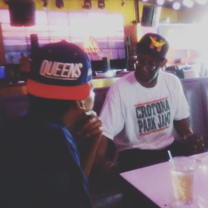 Happy birthday Coke La Rock Hip Hop Pioneer literally him and Kool Herc BX stand up