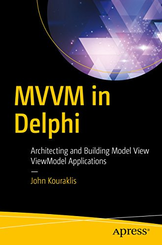 MVVM in Delphi: Architecting and Building Model View ViewModel Applications https://t.co/nT9XMetvC7 https://t.co/STfrjgjEu6