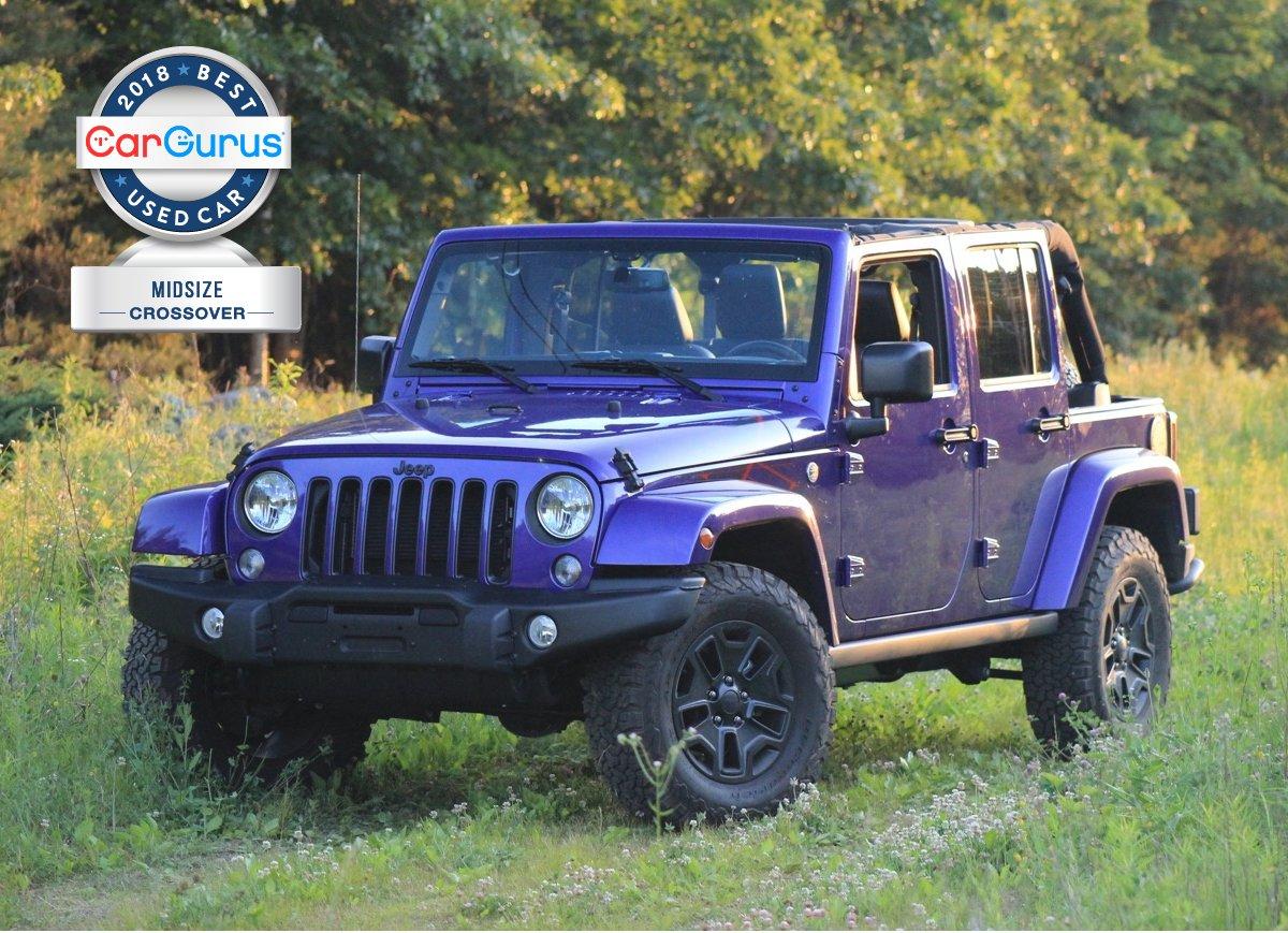 Cargurus Used Jeeps