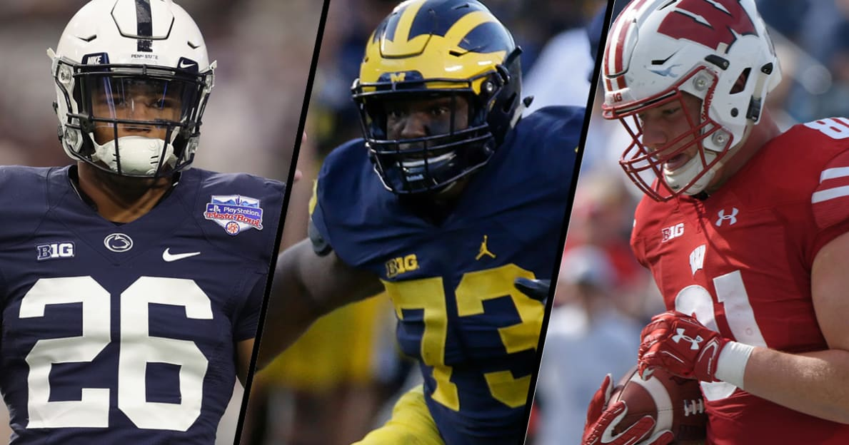 Path to the 2018 NFL Draft: How some of Big Ten's biggest names evolved from preps to pros https://t.co/hKFdGPBp0m