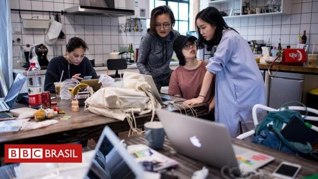 O 'fardo' do crescimento econômico sobre as trabalhadoras chinesas https://t.co/lAq57thtgG