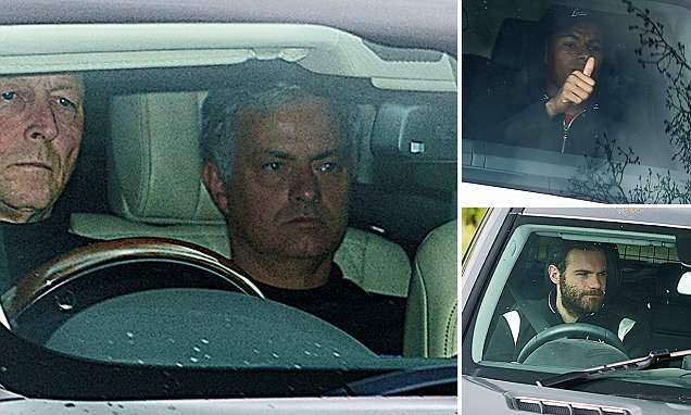 Jose Mourinho defends his record as Man United boss but admits there's plenty of work to do as he gears up for final clash with Arsene Wenger https://t.co/to1f5zGVhT