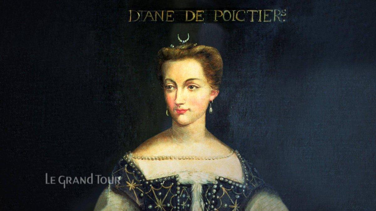 ▶️ Diane de Poitiers a été la gouvernante des enfants de François Ier : François, Henri et Charles. Très vite, elle manifeste une préférence pour le petit Henri ! 👼 #secretsdhistoire