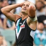 Image for the Tweet beginning: Port Adelaide lashes Channel Seven
