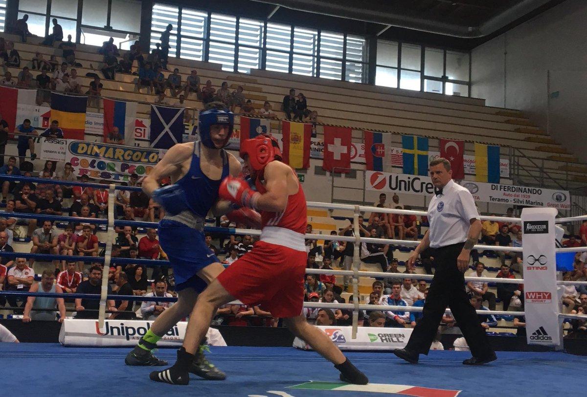Российские боксёры завоевали шесть золотых медалей на юношеском ЧЕ https://t.co/N6SulgZCml