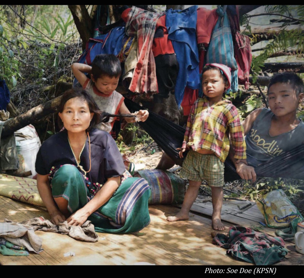 &quot;The Nightmare Returns - #Karen hopes for peace and stability dashed by #Burma Army actions&quot; NEW REPORT released by the Karen Peace Support Network. @PartnersRelief have walked alongside the Karen for more than 20 years. We too long for sustainable #peace.  https:// drive.google.com/file/d/1dNkd-a xRJKVjTprZuODksMxopUpOPSSY/view &nbsp; … <br>http://pic.twitter.com/IajF9LnBJ8
