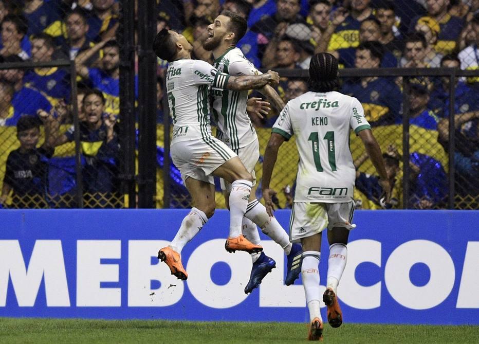 Com vitória, Palmeiras se torna o 5º brasileiro a vencer o Boca em La Bombonera https://t.co/7SY5ScB3TS -via @esportefera