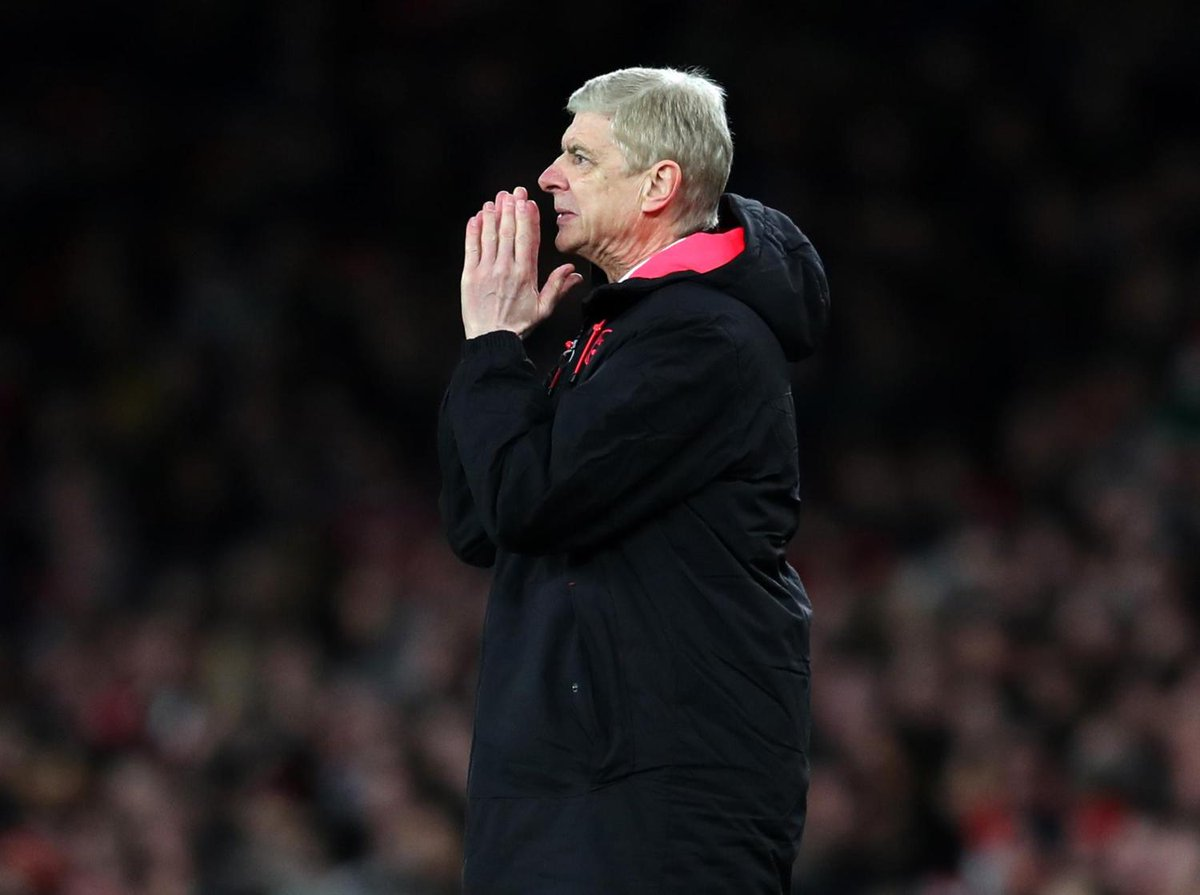 The continental revolutionist without a European trophy: Why Arsene Wenger is so desperate to banish his ironic contradiction https://t.co/ooekXzN9uB