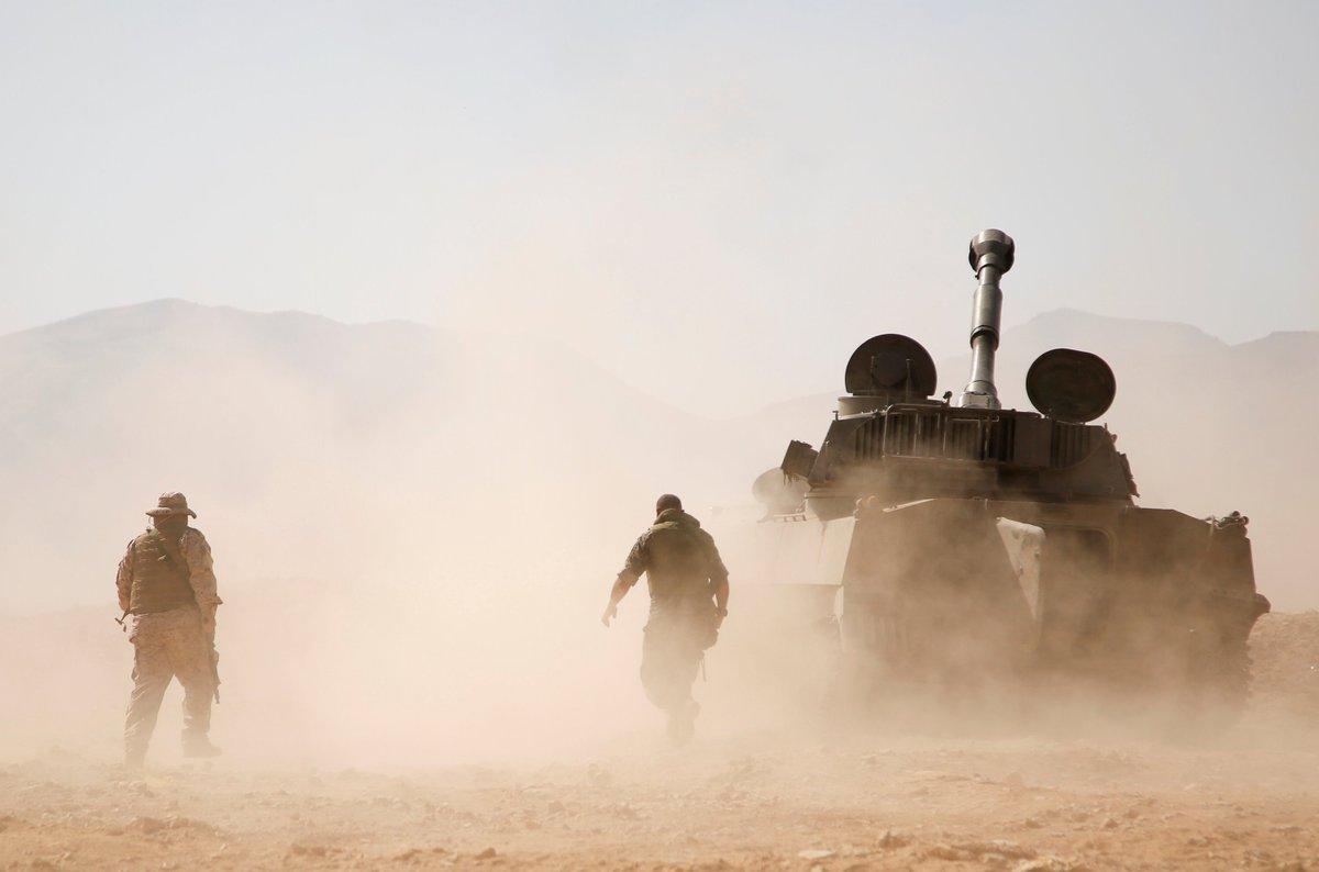 Правительственные войска добились важного успеха в Сирии https://t.co/uqyhJu53uz