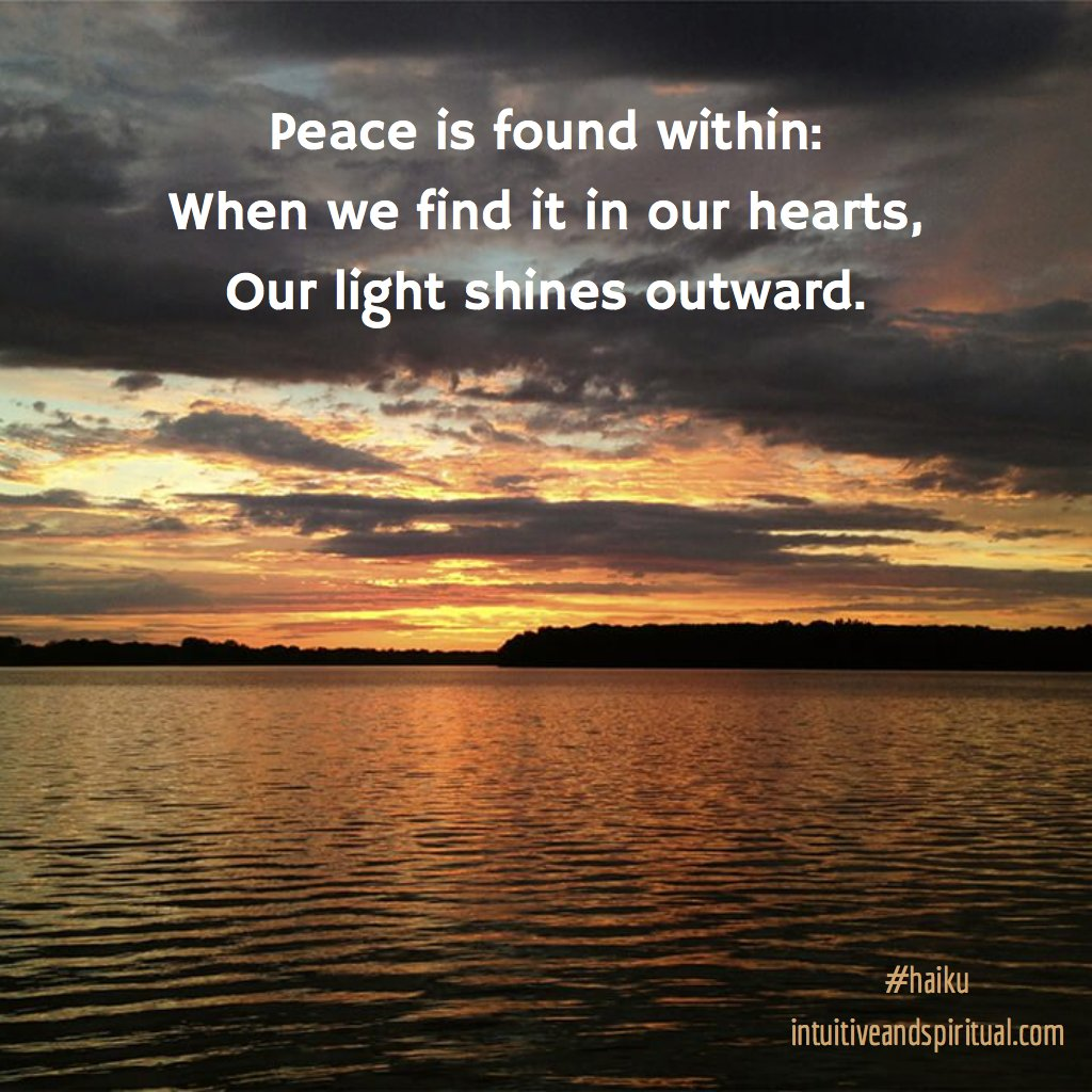 It&#39;s because when we find it in ourselves, the energy lights us up and moves outward. People on the outside DO notice. #Peace <br>http://pic.twitter.com/kTG5B9Y6lR