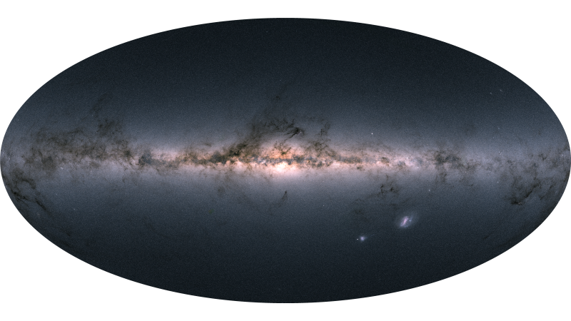 This new map of the Milky Way has 1.7 *billion* stars in it—and that's just the start. https://t.co/0W8s2tbTUj