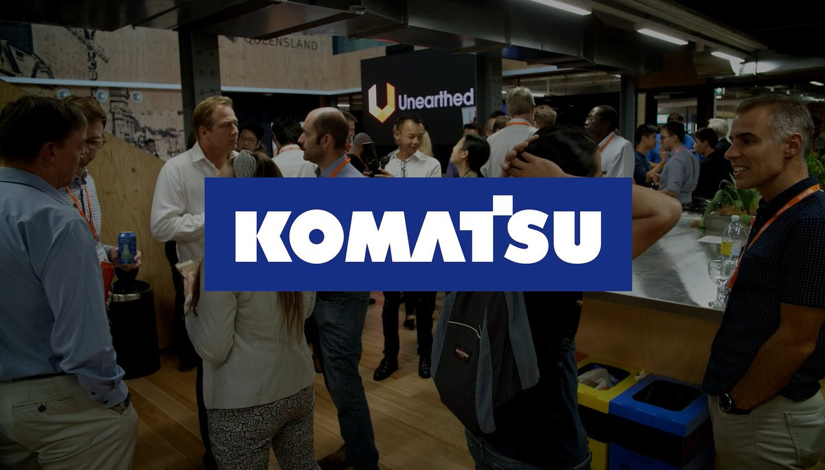 #TBT to 23 – 25 Feb when 14 #startups &amp; #Komatsu executives from #Japan, #USA &amp; #Australia came together at @RiverCityLabs to take part in #mining #technology event Komatsu: Transform Mining. Congrats to all participating #entrepreneurs &amp; winning startups:  https:// unearthed.link/KTM_VID  &nbsp;  <br>http://pic.twitter.com/YxCmdweFyP