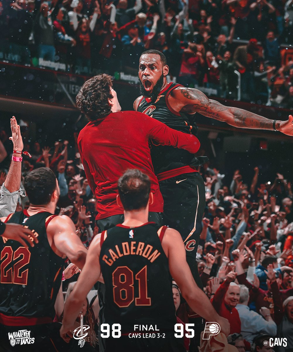 Game 5 ✅ #WhateverItTakes