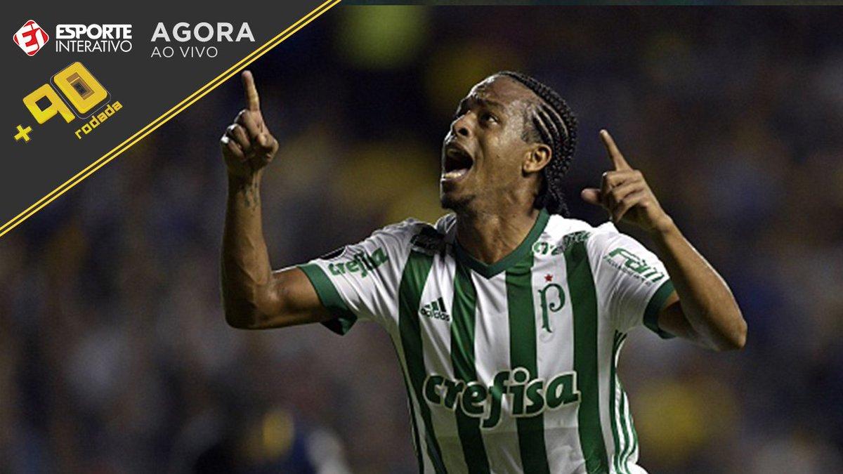 Resultado conquistado na Argentina dá moral para a sequência do Palmeiras na temporada? Participe com a gente utilizando a #Mais90!