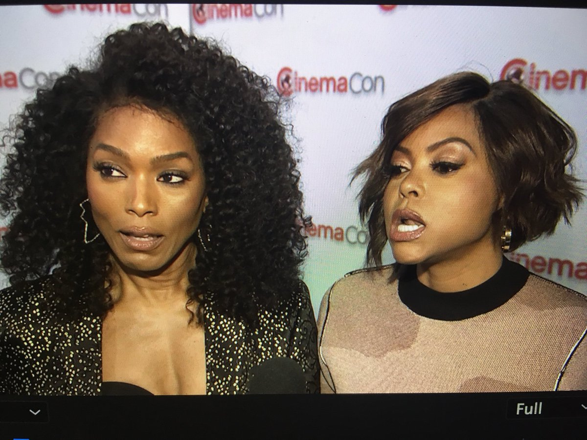 "When I asked Angela Bassett and Taraji P. Henson ""What does Kanye want?"""