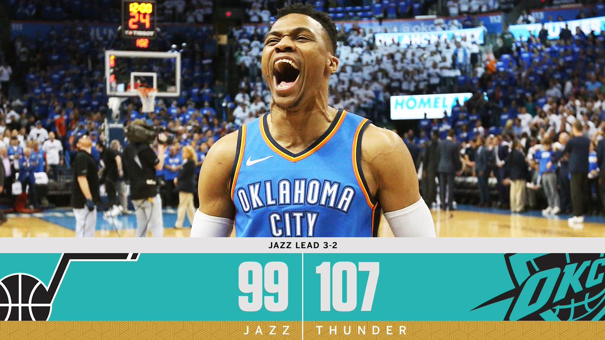 25-point comeback to force Game 6.  Why not?