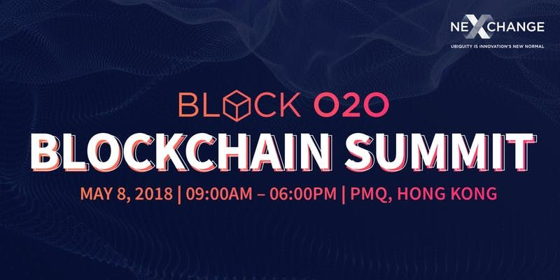 Block O2O Blockchain Summit is coming this May, and its time to act!  Use the code: FTN30 to get a 30% off your ticket purchase!  Register here:  https:// buff.ly/2Fi4bzR  &nbsp;    #Fintech #Blockchain #Startups @NexChanger<br>http://pic.twitter.com/uNI5xTtoVw