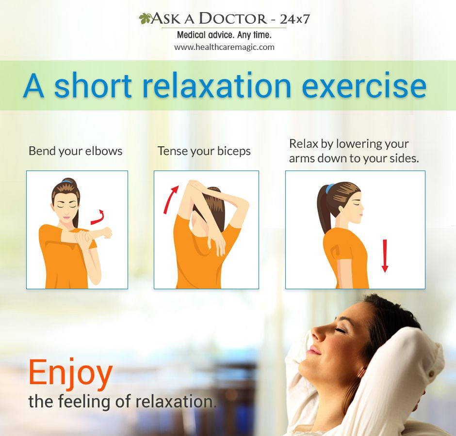 Largest Health Q&A site.  Ask a Doctor Online at      https://t.co/TwirbOpRi1exe#relaxationr#relaxationexercisec#bendelbowexercisei#armsexercises#bicepsxercisee#stayhealthy #AskADoctor #DailyHealthTips #HealthcareMagic