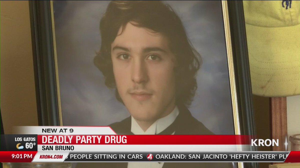 San Bruno Xanax-Laced : San Bruno mother speaks son dies