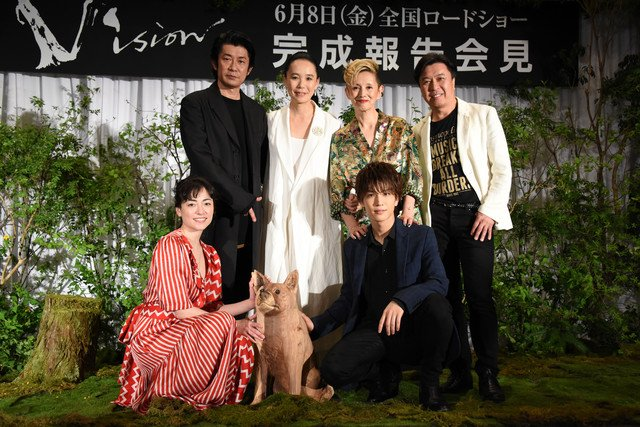 岩田剛典出演「Vision」完成、撮影では「顔にカメムシが3匹ほど…」(写真30枚) #JSB3 #岩田剛典 https://t.co/73U0tSGtm0