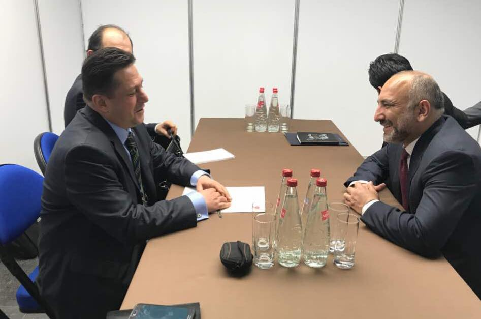 On the sidelines of the 9th Intl Meeting of High Ranking Security Officials at Sochi, Russia, I had a productive meeting with Gen.Alper Eser, Deputy Sec. Gen. of Turkish NSC. We talked about regional security threats, criminal economy, genuine&joint efforts to fight the threats.