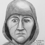 Image for the Tweet beginning: .@SDSheriff releases sketch of man