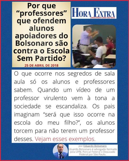 Top Tweets Brazil 27-Apr-2018