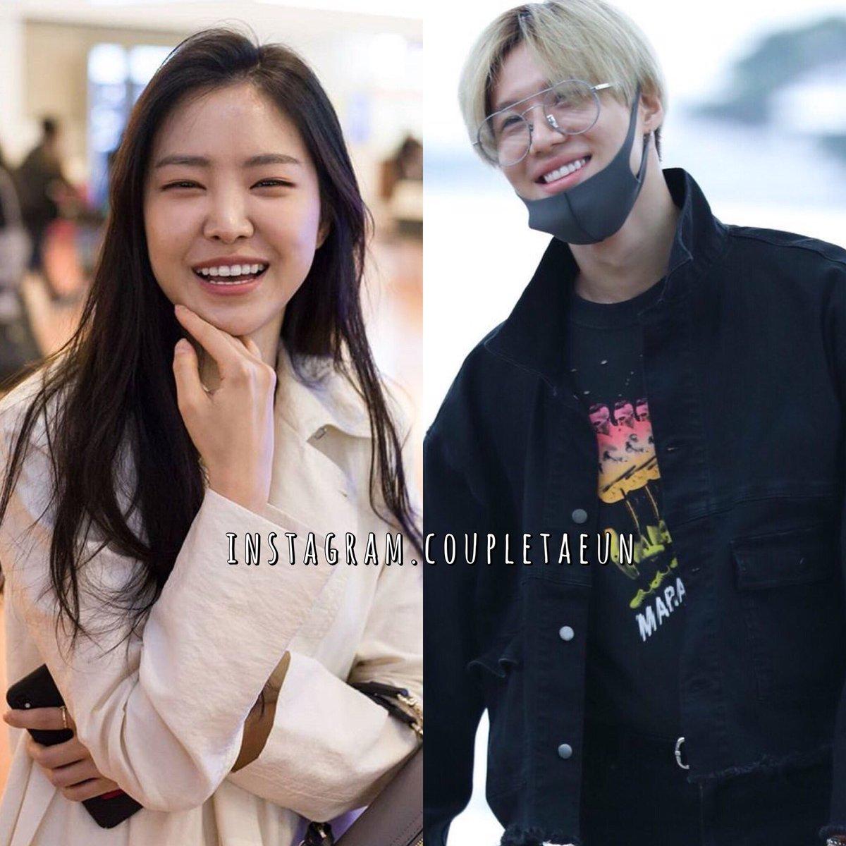 Taemin és naeun randevúzott a valós életben