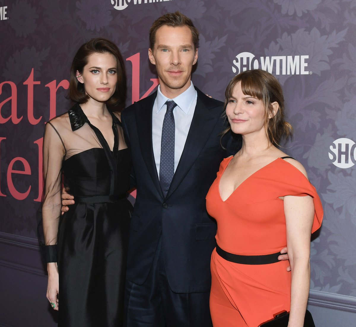 Benedict Cumberbatch attends Patrick Melrose TV premiere as Avengers: Infinity War is released – and jokes that Melrose is 'bigger' https://t.co/hhtjOERCNo